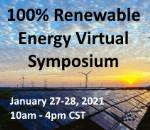 100% Renewable Energy Virtual Symposium