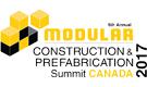 Modular Construction and Prefabrication Summit Canada 2017