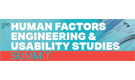 3rd Human Factors Engineering & Usability Studies Summit
