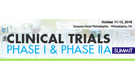 Clinical Trials Phase I & Phase IIA Summit